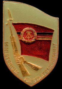 Stasi Insignia