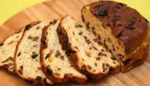 Photo of a fruit cake